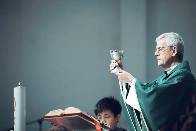 Photography Portfolio by P-O-L-O: Good-Shepherd-School-Mass-Consecration-